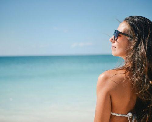 Suchá pleť po dovolené a jak ji řešit?